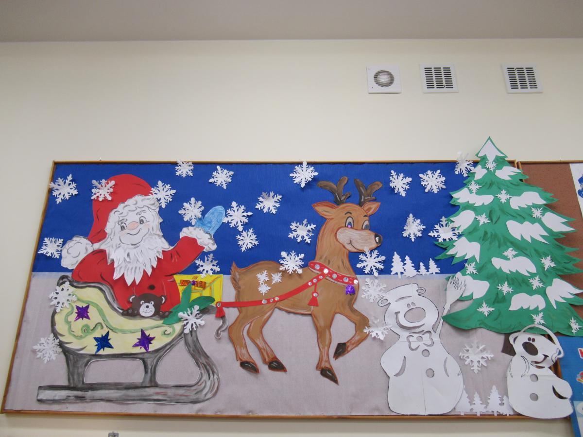 Zimowe Dekoracje Jeżyków Gminne Przedszkole W Grębkowie