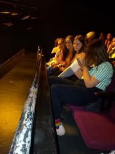 W warszawskim kinie i w teatrze