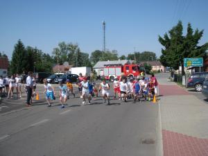 Dzień Dziecka - Bieg o Puchar Wójta Gminy Grębków