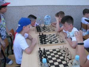 Dzień Dziecka  - turniej szachowy