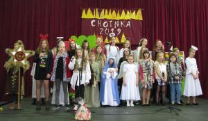 Choinka Noworoczna 2019 - cz.1