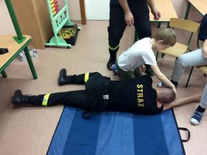 Kolejna lekcja udzielania pierwszej pomocy