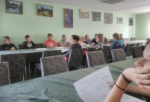 Wizyta w Urzędzie Gminy Grębków