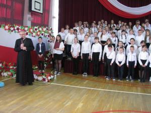 Wizyta Biskupa Kazimierza Gurdy